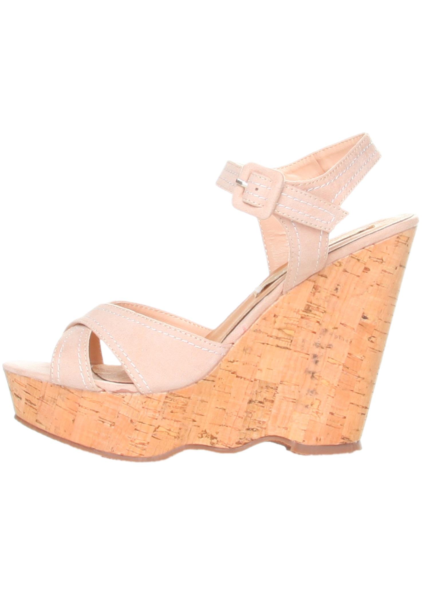 Ana Lublin Sandals Beige Rf600349