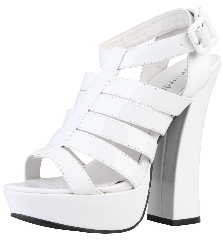 Primadonna Sandals Bianco Rf600102