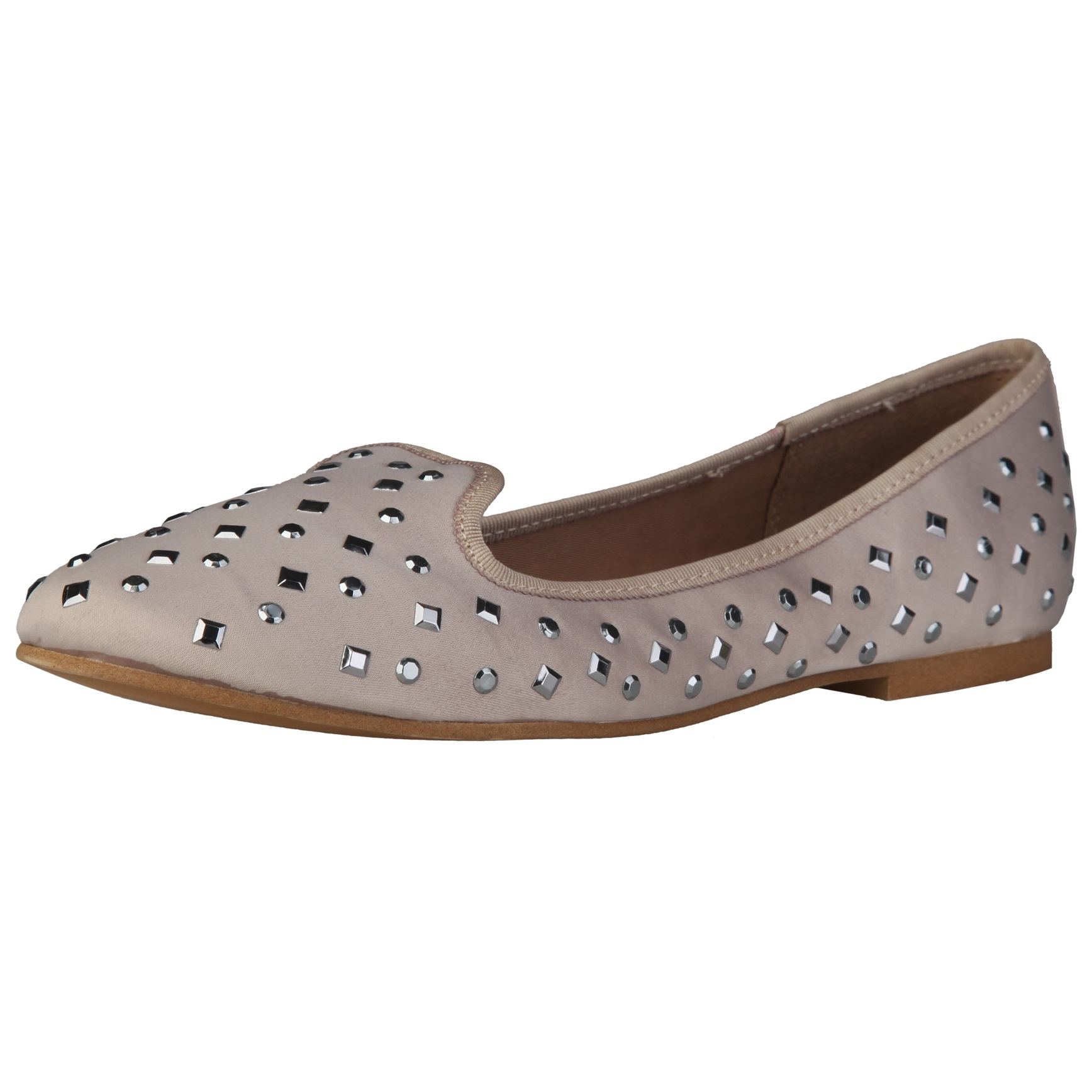 Sofia Loes Flat Shoes Beige Rf600351