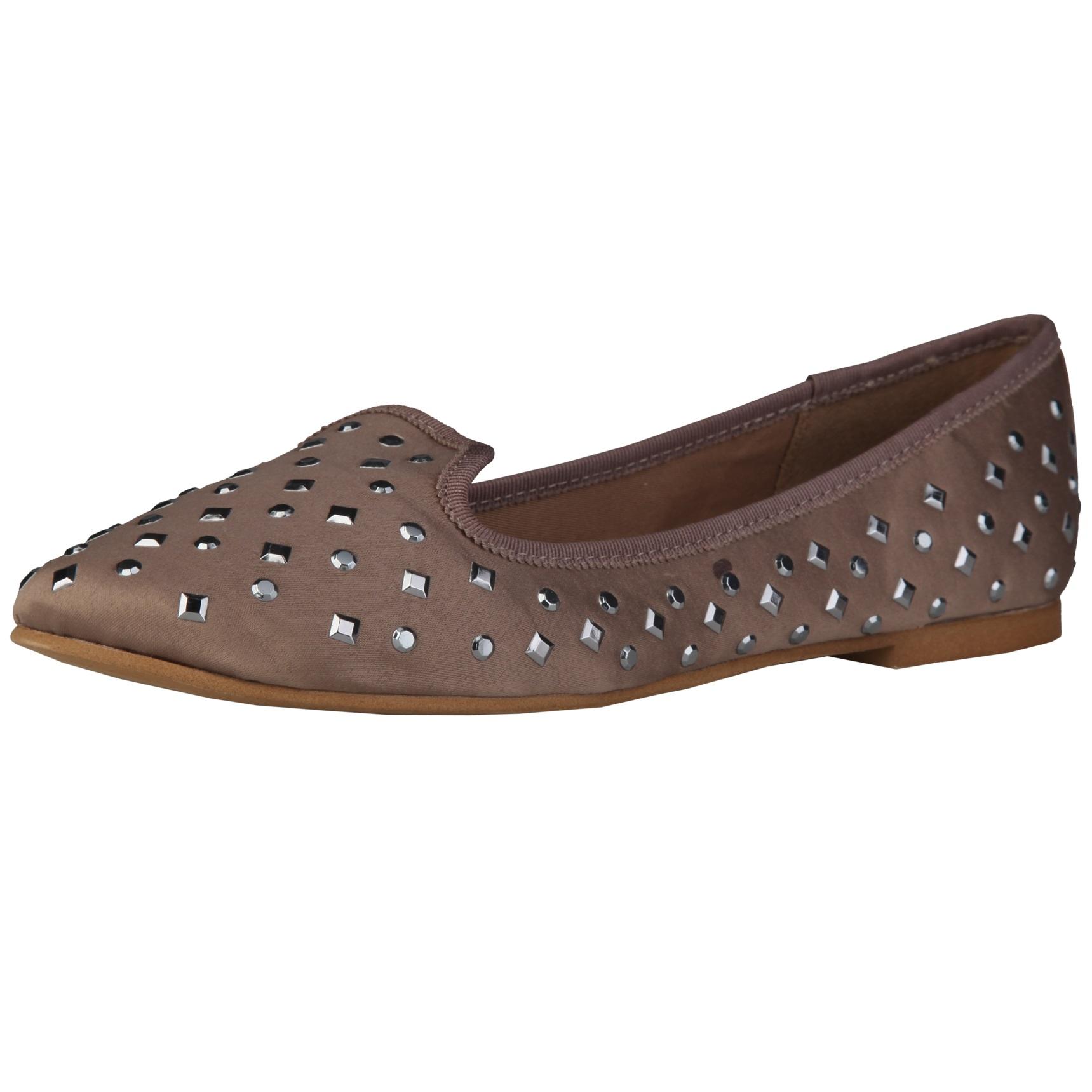 Sofia Loes Flat Shoes Sabbia Rf600353