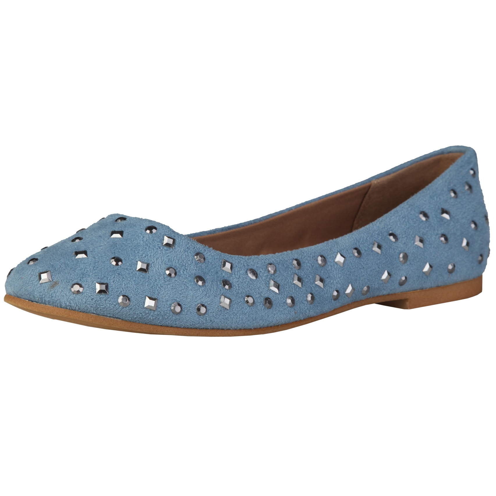 Sofia Loes Flat Shoes Cobalto Rf600151