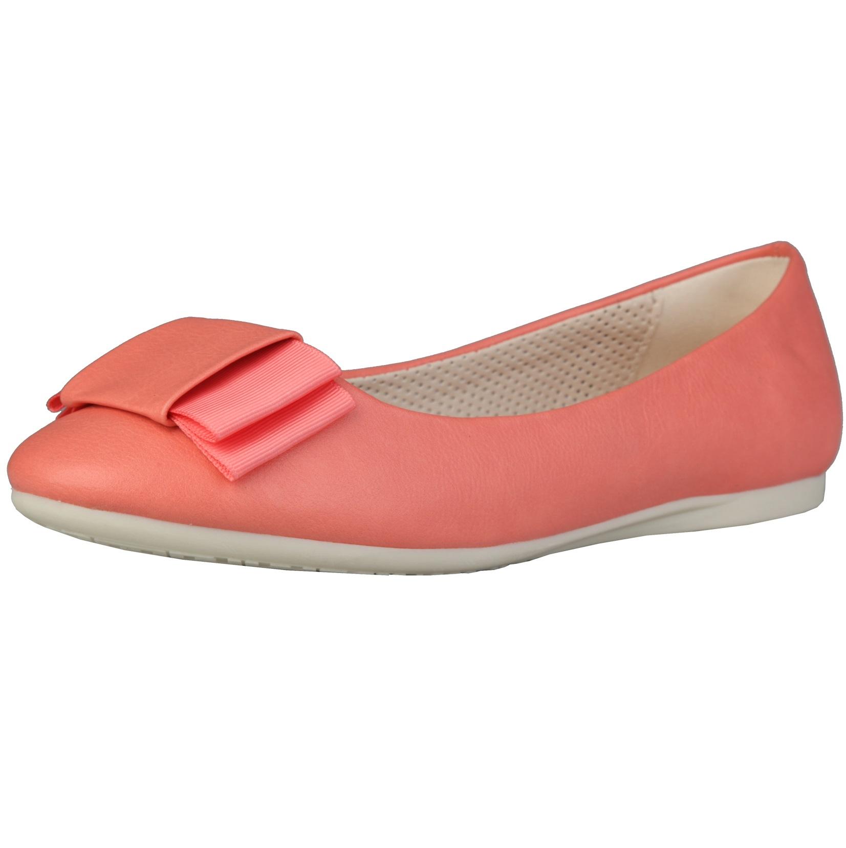 Sofia Loes Flat Shoes Fiocco Rosa Rf600155