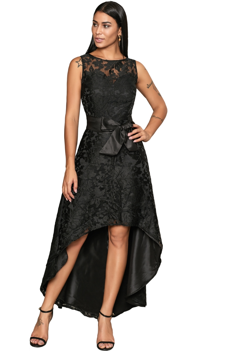 Pleasures Party Dress Black