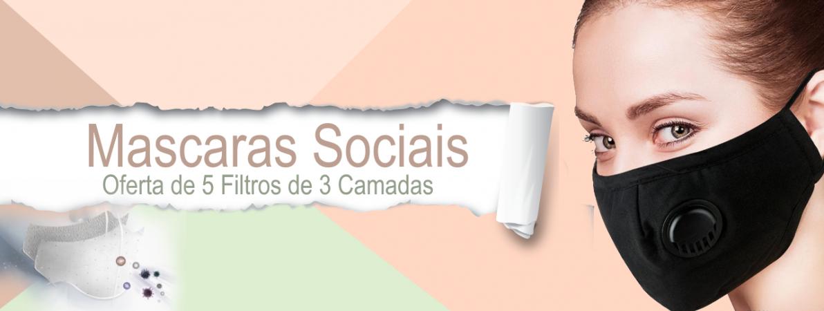 Mascaras Sociais Covid 19